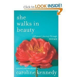 SHE WALKS IN BEAUTY: A WOMAN'S JOURNEY THROUGH POEMS (HARDCOVER) pdf epub