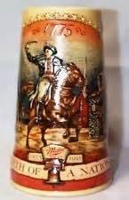 miller beer steins - 5