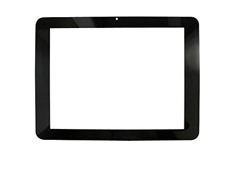 Replacement Touch Screen Digitizer Glass Panel for RCA 8'' Smart Tablet DMT580DU by pcspareparts