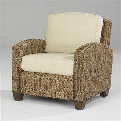 Home Styles 5401-50 Naples Cabana Banana Chair, Honey Finish