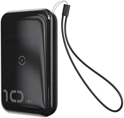 XUNMAIF ELE Wireless Batería Externa 10000mAh,Cargador Móvil ...