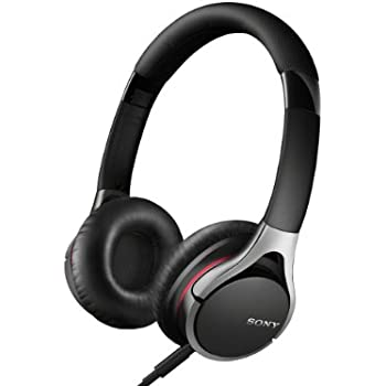 Sony MDR-10RC OverHead Headphone - Black