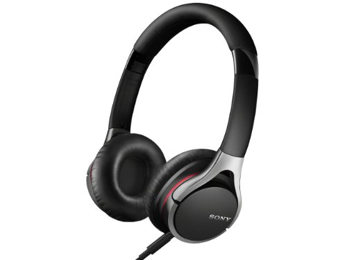 Sony MDR-10RC OverHead Headphone - Black