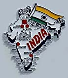 Flagline India - Magnet