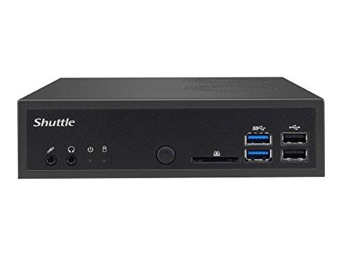 Shuttle XPC Slim DH170, Intel Skylake H170 chipset LGA 1151 i3/i5/i7/Pentium, Support 4K Ultra HD, Heatpipe Cooling Module by Shuttle (Image #3)
