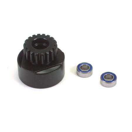OFNA Racing Clutchbell w Bearing, 18T by OFNA Racing