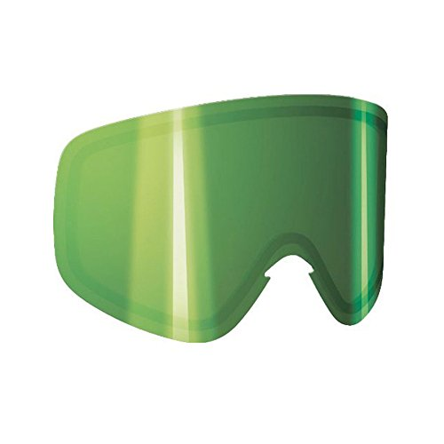 Ersatzgläser Poc Iris Flow Farbe des Maskenglasses Gelb / Grün
