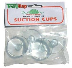 Replacement Suction Cups For Turtle Ramps (Pet Oasis Replacement Filter)