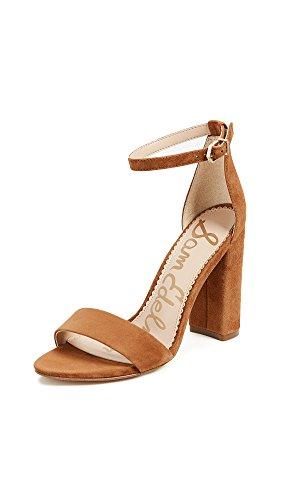 (Sam Edelman Women's Yaro Sandals, Luggage, 9 M US)
