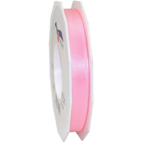 Morex Ribbon Europa Taffeta Ribbon, 5/8-Inch by 55-Yard Spool, Light Pink