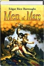 Book cover for Synthetic Men of Mars