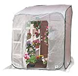 Cheap Flower House FHHH350 HotHouse Pop-Up Walk-In Greenhouse