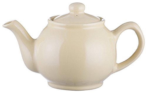 2 cup teapot with infuser basket - 7