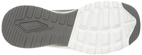 Air Skechers Fitness Grey Grigio Men's Skech Extreme Trainers Char TFw1B6qF5
