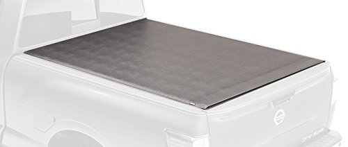 TruXedo Lo Pro Soft Roll-up Truck Bed Tonneau Cover | 597301 | fits 16-19 Nissan Titan with or w/o Track System 5'6