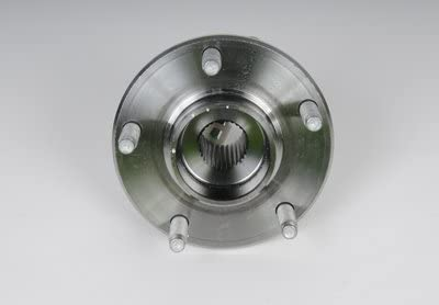 ACDelco RW20-130 GM Original Equipment Rear Wheel Hub and Bearing Assembly with Wheel Speed Sensor and Wheel Studs