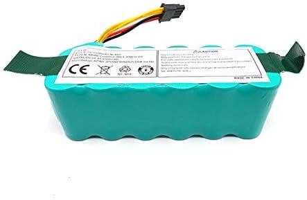 Lancei 14.4V 3500MAH Batería Ni-MH para Aspirador ECOVACS CR120 ...