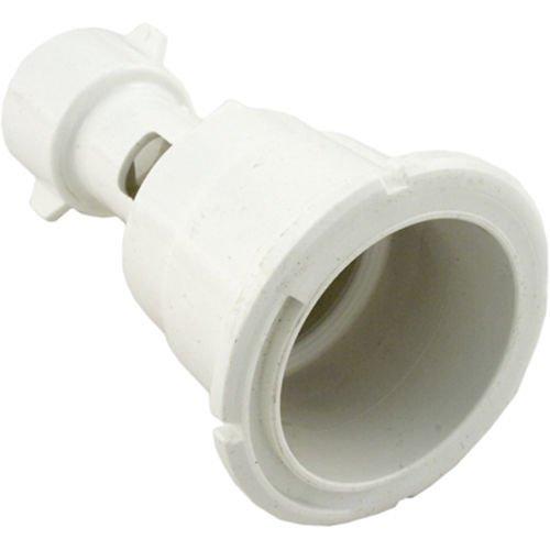 (Waterway 215-1090 Poly Storm Gunite Jet Wall Fitting - White)