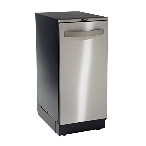 Broan 15SSEXF Elite Trash Compactor, Stainless Steel, 15