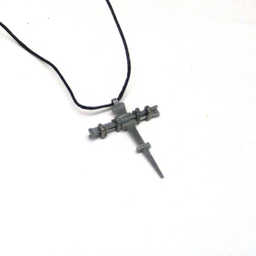 Nail Cross Necklaces (1-Pack of -