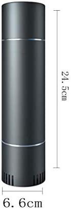 Aspirateur Mini, Accueil Voiture sans Fil de Charge Voiture Haute Puissance Puissant Petit, Noir (24.5x6.6cm) Xuan - Worth Having