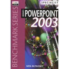 Paperback Microsoft Powerpoint 2003: Specialist- Text Only Book