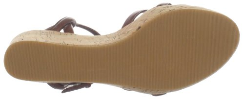 Sabrina French Women's Wedge Cognac Tahari vwqPC85w