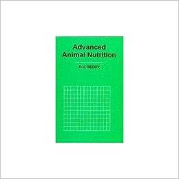 Advanced Animal Nutrition Paperback – 1 Jan 2017