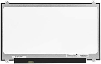 """Green Cell PRO Schermo per Lenovo IdeaPad 300-17ISK - 17.3"""" 1600x900 Screen 30pin Matte"""