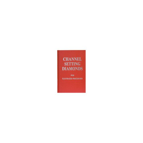 Channel Setting Diamonds Book by US Gift