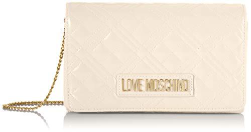 Love Moschino Jc4261pp0bka0, Bandolera para Mujer, dorado, Normale