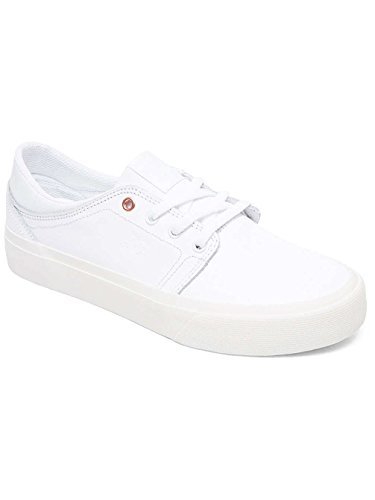 Femme Blanc Dc 9 Us blanc Trase 5 Le Chaussures eu 40 Blanc qPCcdw