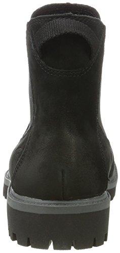 Tamaris Damen 25401 Chelsea Boots Schwarz (nero Uni)