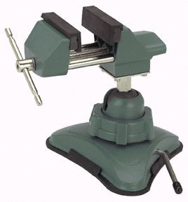 "Central Forge 2-3/4"" Articulated Vacuum Vise"
