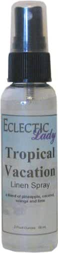 Tropical Vacation Linen Spray, 16 ounces