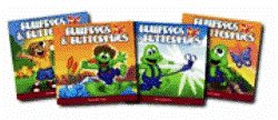 Bullfrogs & Butterflies 4-CD Set by Randolf Publishing