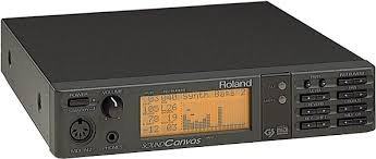 Roland Sound Equipment (Roland Sc55 Sound Module)