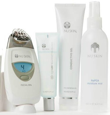 - Nu Skin ageLOC ReDESIGN Galvanic Facial Spa Kit *Newest Version - FDA Cleared*