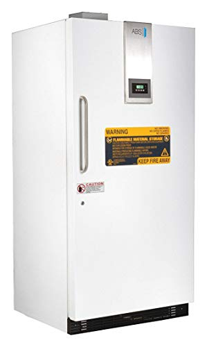 Upright Freezer Flammable Liquid Manual Defrost