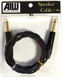 AIW 楽器用Speaker Cable 14GASSS   B07HG4PR3F