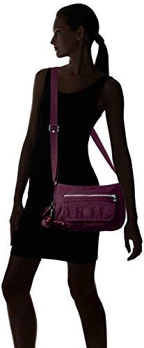 Plum Syro Purple Femme Kipling Sacs Violet Bandoulière PvPX7Uq