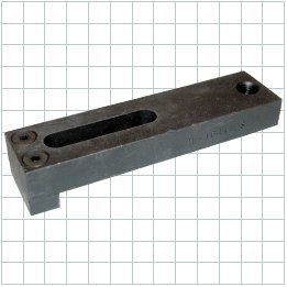 CL-160A-CS Carr Lane Manufacturing Tapped-Heel Padded Clamp