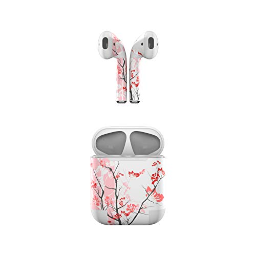 Skin Decals for Apple AirPods - Pink Tranquility - Sticker Wrap