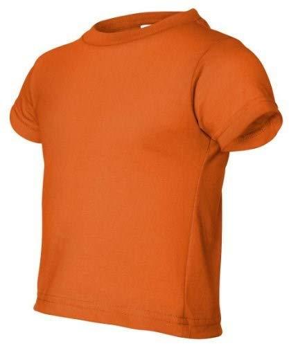 Rabbit Skins Toddler T-Shirt (Mandarin) (4T)