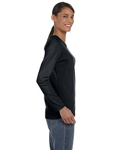 Gildan 5400L Missy Fit Heavy Cotton Fit Long-Sleeve T-Shirt