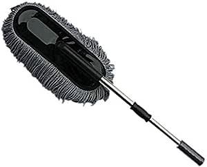 فرشاة تنظيف السيارة - أسود