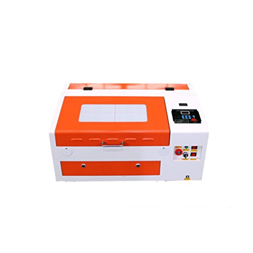 Price comparison product image TEN-HIGH CO2 40W 110V 300x400mm Laser Engraving Cutting Machine with USB port