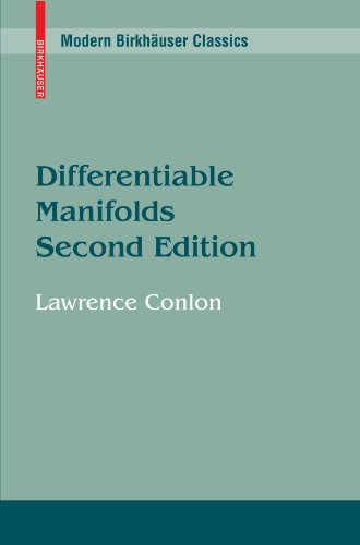 Differentiable Manifolds (Modern Birkhäuser Classics)
