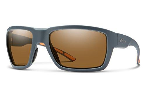 Smith High-Water Chroma Pop+ Polarized NXT Sunglasses, Matte Thunder