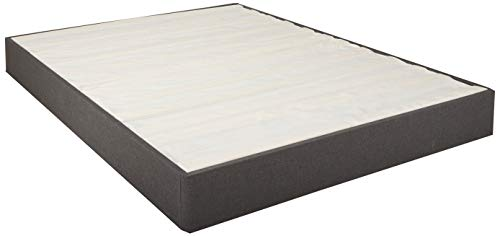 Box Foundation - Zinus Daniel 7.5 Inch Essential Box Spring / Mattress Foundation / Easy Assembly Required, Queen